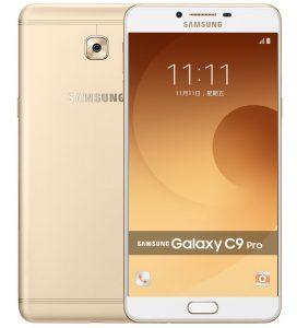 Samsung Galaxy C9 Pro' Hard Reset (Resimli Anlatım)