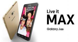 Samsung Galaxy J Max' Hard Reset (Resimli Anlatım)