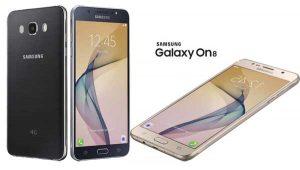 Samsung Galaxy On8' Hard Reset (Resimli Anlatım)