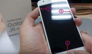 Samsung Galaxy J5 Prime' Hard Reset (Resimli Anlatım)