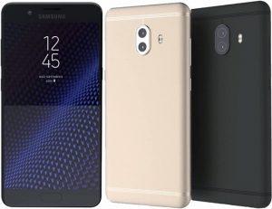 Samsung'un Çift Arka Kameralı İlk Akıllı Telefonu: 'Galaxy C10'